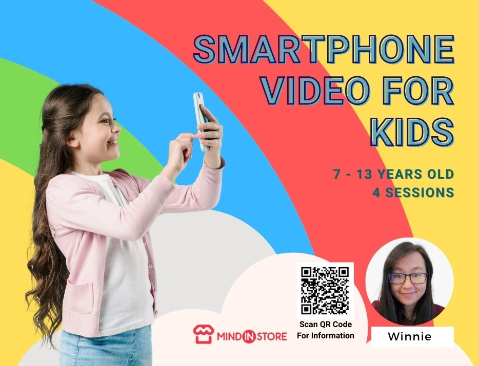 Smartphone Video for Kids